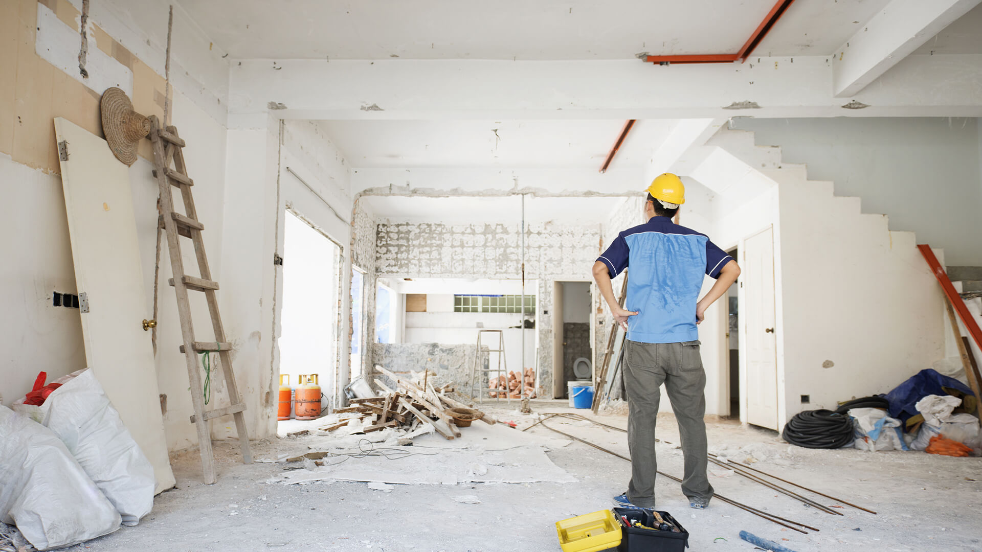 Emulsifying the Mistakes we do in Home Renovation